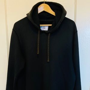 Reigning Champ Men's Scalloped Hoodie Size L